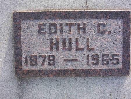 HULL, EDITH C - Harrison County, Iowa | EDITH C HULL