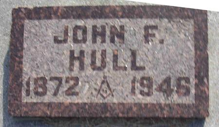 HULL, JOHN FINLEY, JR. - Harrison County, Iowa | JOHN FINLEY, JR. HULL