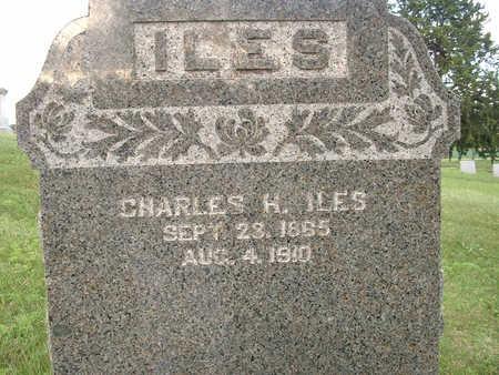 ILES, CHARLES M - Harrison County, Iowa | CHARLES M ILES