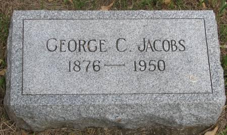 JACOBS, GEORGE C. - Harrison County, Iowa | GEORGE C. JACOBS