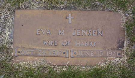 JENSEN, EVA M. - Harrison County, Iowa | EVA M. JENSEN