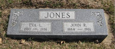 JONES, EVA L - Harrison County, Iowa | EVA L JONES