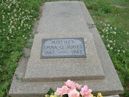 HANSEN JONES, EMMA E - Harrison County, Iowa | EMMA E HANSEN JONES