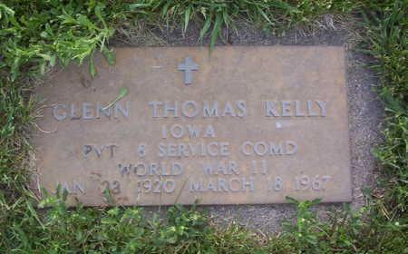 KELLY, GLENN THOMAS - Harrison County, Iowa | GLENN THOMAS KELLY