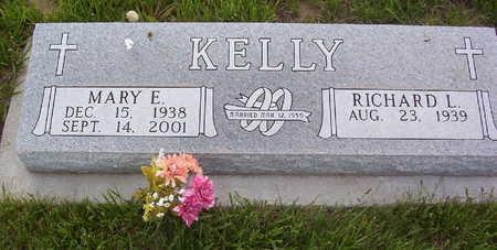 KELLY, MARY ELLEN - Harrison County, Iowa   MARY ELLEN KELLY