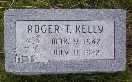 KELLY, ROGER THOMAS - Harrison County, Iowa | ROGER THOMAS KELLY