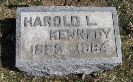 KENNEDY, HAROLD L. - Harrison County, Iowa | HAROLD L. KENNEDY