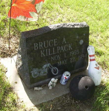 KILLPACK, BRUCE ALAN - Harrison County, Iowa | BRUCE ALAN KILLPACK