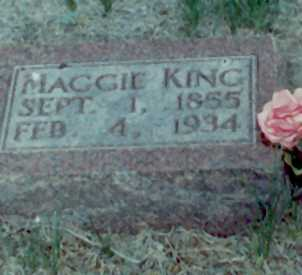 MOURER KING, MAGGIE - Harrison County, Iowa | MAGGIE MOURER KING