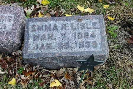 HARRIS LISLE, EMMA EUDORA - Harrison County, Iowa | EMMA EUDORA HARRIS LISLE