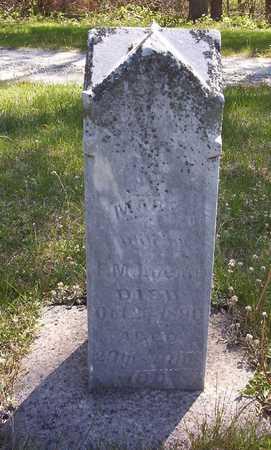 WILSON LOGAN, MARY - Harrison County, Iowa | MARY WILSON LOGAN