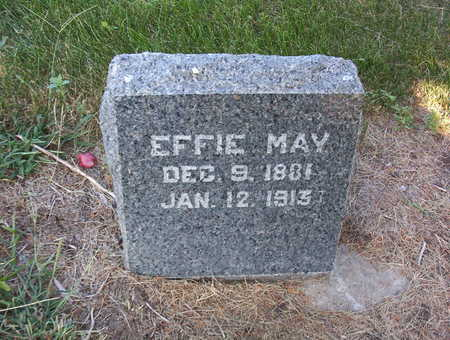 LONGMAN, EFFIE MAY - Harrison County, Iowa | EFFIE MAY LONGMAN