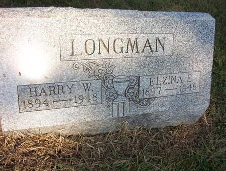 LONGMAN, HARRY WILLIS - Harrison County, Iowa | HARRY WILLIS LONGMAN