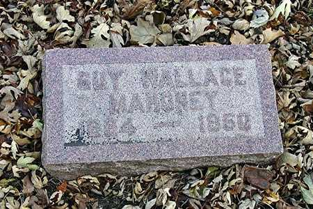 MAHONEY, GUY WALLACE - Harrison County, Iowa | GUY WALLACE MAHONEY