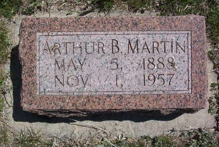 MARTIN, ARTHUR B. - Harrison County, Iowa | ARTHUR B. MARTIN