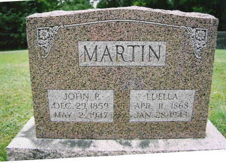 MARTIN, JOHN PIERCE - Harrison County, Iowa | JOHN PIERCE MARTIN