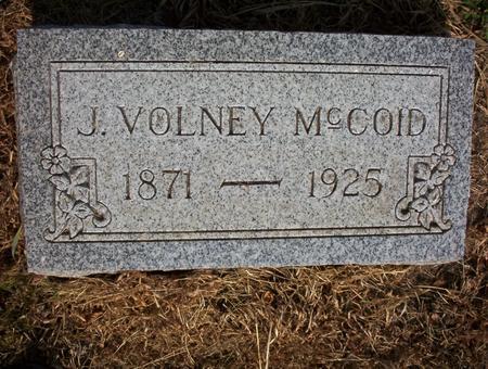 MCCOID, JAMES VOLNEY - Harrison County, Iowa | JAMES VOLNEY MCCOID
