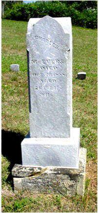 MCEVERS, CHARLES - Harrison County, Iowa | CHARLES MCEVERS