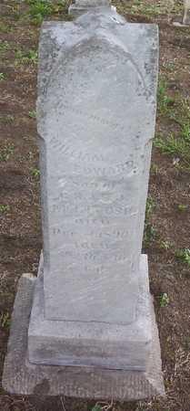 MCINTOSH, WILLIAM EDWARD - Harrison County, Iowa | WILLIAM EDWARD MCINTOSH