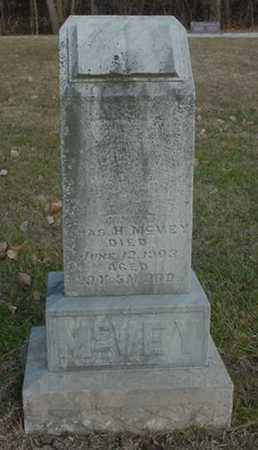 MCVEY, CHARLES H. - Harrison County, Iowa   CHARLES H. MCVEY
