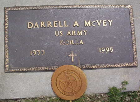 MCVEY, DARRELL A. - Harrison County, Iowa | DARRELL A. MCVEY
