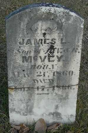MCVEY, JAMES L. - Harrison County, Iowa | JAMES L. MCVEY