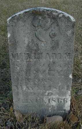 MCVEY, WILLIAM N. - Harrison County, Iowa | WILLIAM N. MCVEY