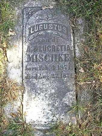 MISCHKE, LUGUSTUS - Harrison County, Iowa   LUGUSTUS MISCHKE