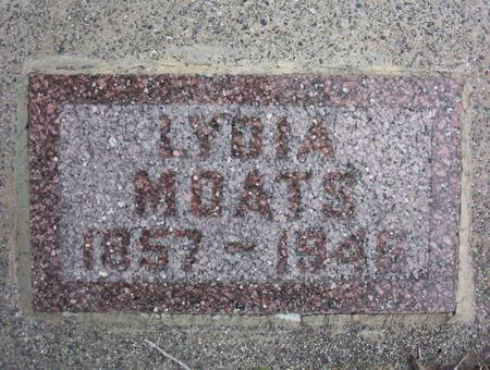 MOATS, LYDIA - Harrison County, Iowa | LYDIA MOATS