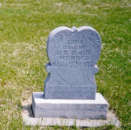 MORRIS, EDNA - Harrison County, Iowa | EDNA MORRIS