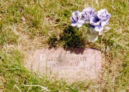 MORRIS, GEORGE HOLLIE - Harrison County, Iowa   GEORGE HOLLIE MORRIS
