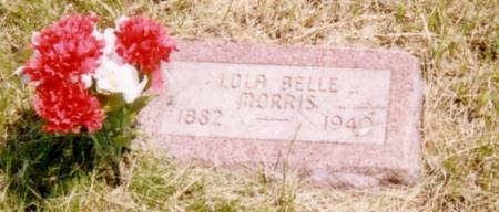 MORRIS, LOLA BELLE - Harrison County, Iowa | LOLA BELLE MORRIS