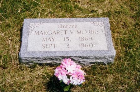 MORRIS, MARGARET V - Harrison County, Iowa | MARGARET V MORRIS
