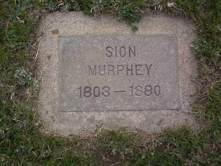 MURPHEY, SION - Harrison County, Iowa | SION MURPHEY