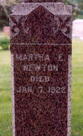 PARCELLS NEWTON, MARTHA - Harrison County, Iowa | MARTHA PARCELLS NEWTON