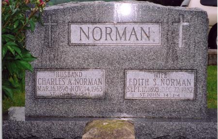 NORMAN, EDITH - Harrison County, Iowa | EDITH NORMAN