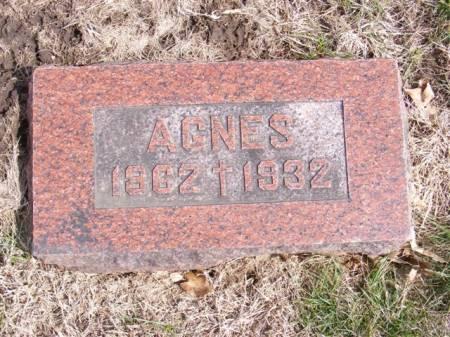 O'CONNOR O'CONNOR, AGNES - Harrison County, Iowa | AGNES O'CONNOR O'CONNOR