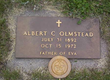 OLMSTEAD, ALBERT C. - Harrison County, Iowa | ALBERT C. OLMSTEAD