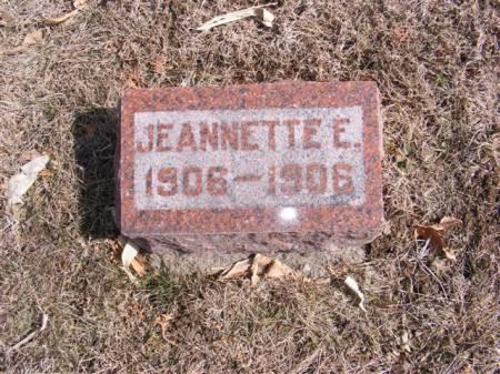 OVIATT, JEANNETTE ELAINE - Harrison County, Iowa | JEANNETTE ELAINE OVIATT