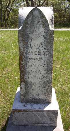 OWENS, ALFORD - Harrison County, Iowa | ALFORD OWENS