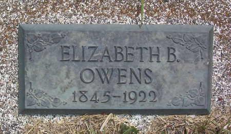 DARTING OWENS, ELIZABETH BARBARA - Harrison County, Iowa | ELIZABETH BARBARA DARTING OWENS