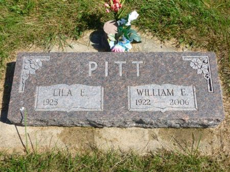 PITT, WILLIAM E. - Harrison County, Iowa | WILLIAM E. PITT
