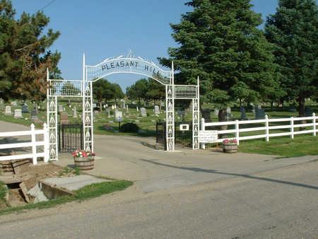 PLEASANT HILL, CEMETERY - Harrison County, Iowa   CEMETERY PLEASANT HILL