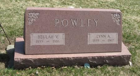 POWLEY, LYNN A. - Harrison County, Iowa | LYNN A. POWLEY