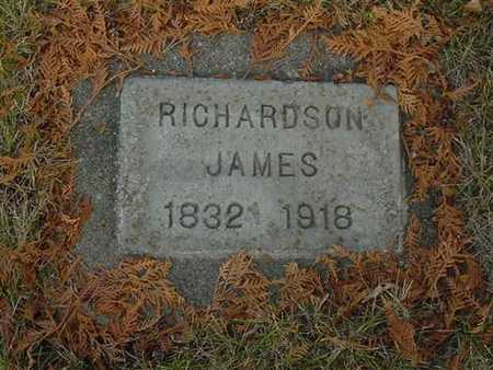 RICHARDSON, JAMES - Harrison County, Iowa | JAMES RICHARDSON