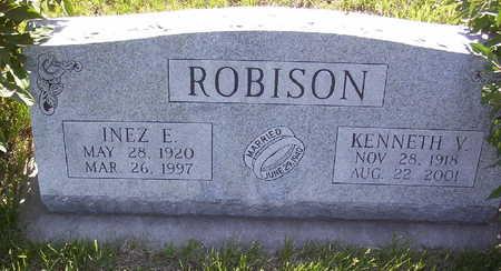 ROBISON, KENNETH V. - Harrison County, Iowa | KENNETH V. ROBISON