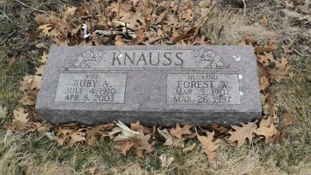 FOREST, KNAUSS - Harrison County, Iowa | KNAUSS FOREST