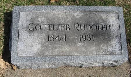 RUDOLPH, GOTTLIEB - Harrison County, Iowa | GOTTLIEB RUDOLPH
