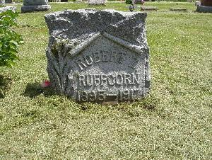 RUFFCORN, ROBERT Z - Harrison County, Iowa | ROBERT Z RUFFCORN