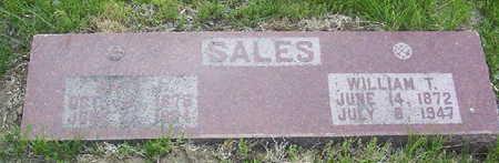 SALES, MARY JANE - Harrison County, Iowa   MARY JANE SALES